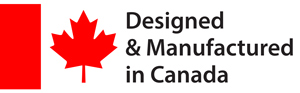 Designed&ManufacturedinCanada